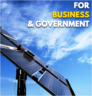 For Business & Government